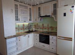 Кухня фасады Тройка