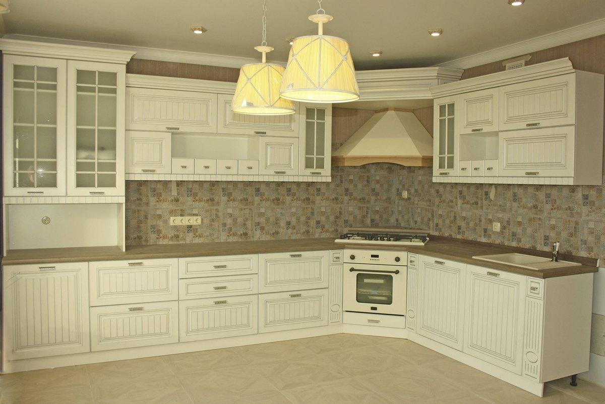 Кухня угловая фасады ВХЦ