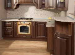 Кухня Рябина бронза