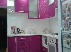 Кухня Розовый блеск