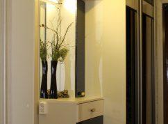 Шкаф и комод с подсветкой