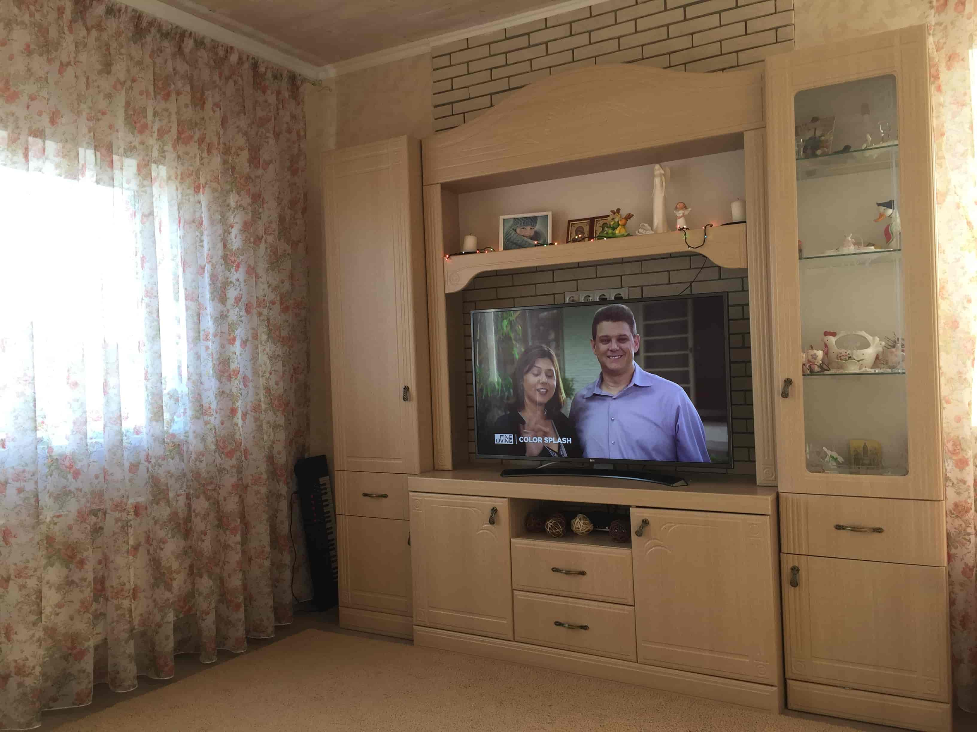 Стенка ТВ в гостинную