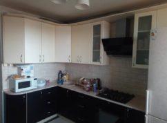 Кухня угловая фасады МДФ