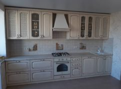 Кухня Классика Фасады с патиной
