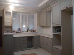 Кухня классика фасады СПб