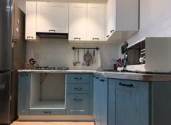 Кухня угловая Патина Скай